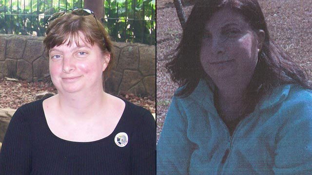 Missing Charleston mother Gayle McCaffrey. (Charleston Co. Sheriff's Office)