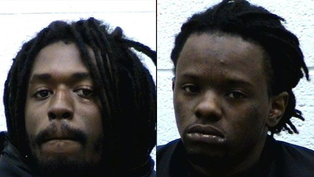 Karun Price (left) and Daryl Price. (Rutherford Co. Sheriff's Office)