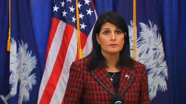 Gov. Nikki Haley issues an executive order in wake of SCDOR hacking case. (Nov. 14, 2012/FOX Carolina)