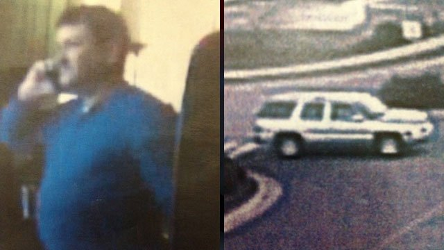 Police say this man is believed to have asked  a girl to disrobe in Walmart in Waynesville. (Nov. 24, 2012/Waynesville Police Dept.)