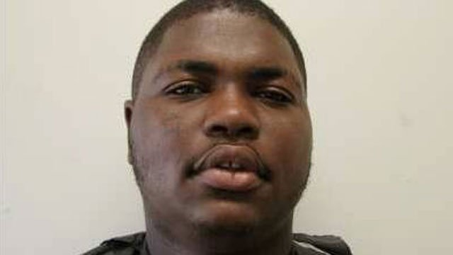 Jamel Brown (Clemson Police Dept.)