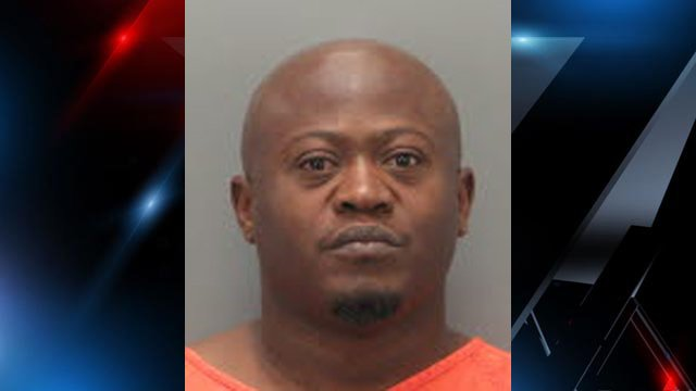 Daron Davis (Greenville Co. Detention Center)