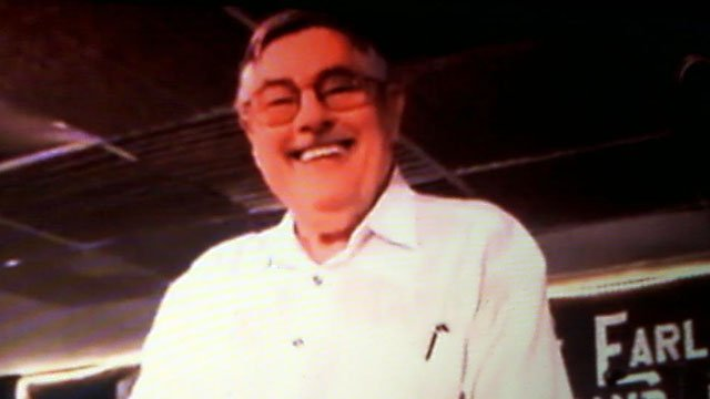 """The Baughman family shared this picture of """"Country Earl"""" Baughman who died Monday, Dec. 10, 2012. (Baughman Family)"""