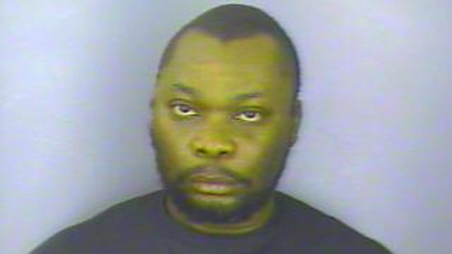 Luther Belcher III (Greenwood Police Dept.)