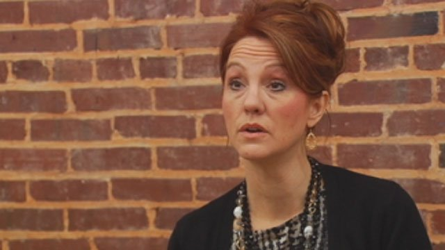 Lisa White, who came in second in the Woodruff mayoral race, is challenging the election results. (Nov. 9, 2012/FOX Carolina)