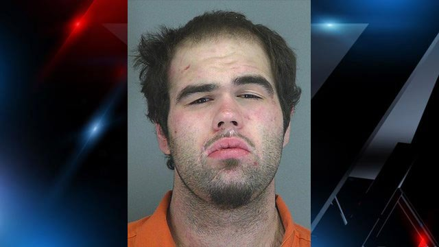 Jason Bishop (Spartanburg Co. Detention Center)