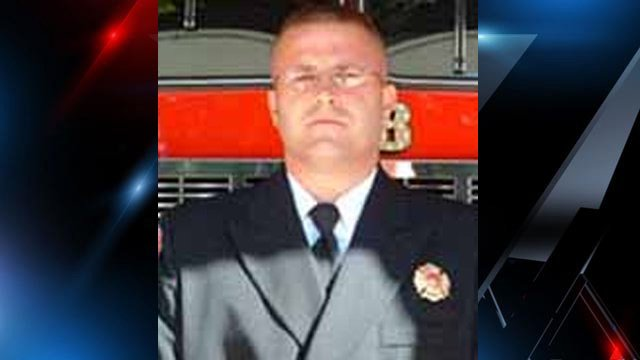 Simpsonville Fire Chief Wesley Williams (Simpsonville Fire Dept.)