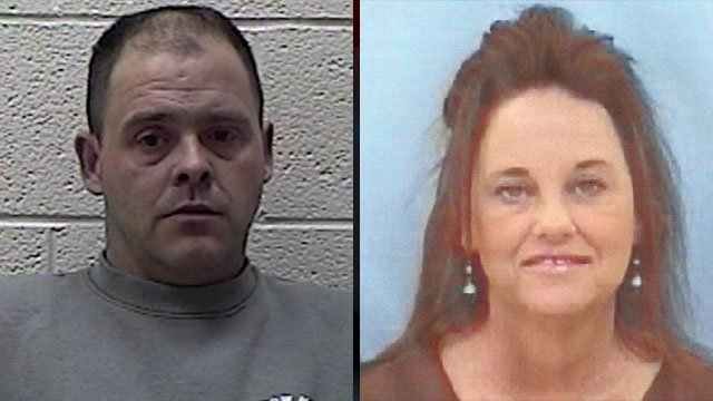 Ryan and Deborah Lovelace (Rutherford Co. Sheriff's Office)
