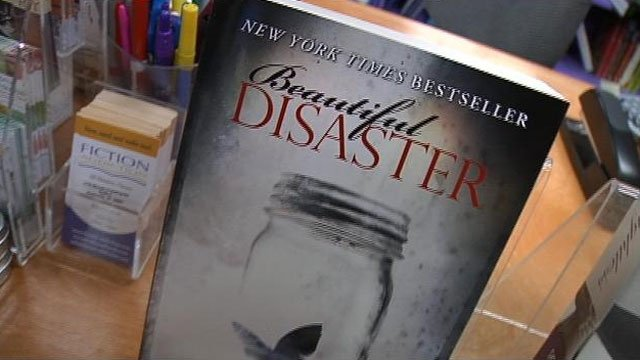 One of the 'New Adult' books for sale at Fiction Addiction. (File/FOX Carolina)