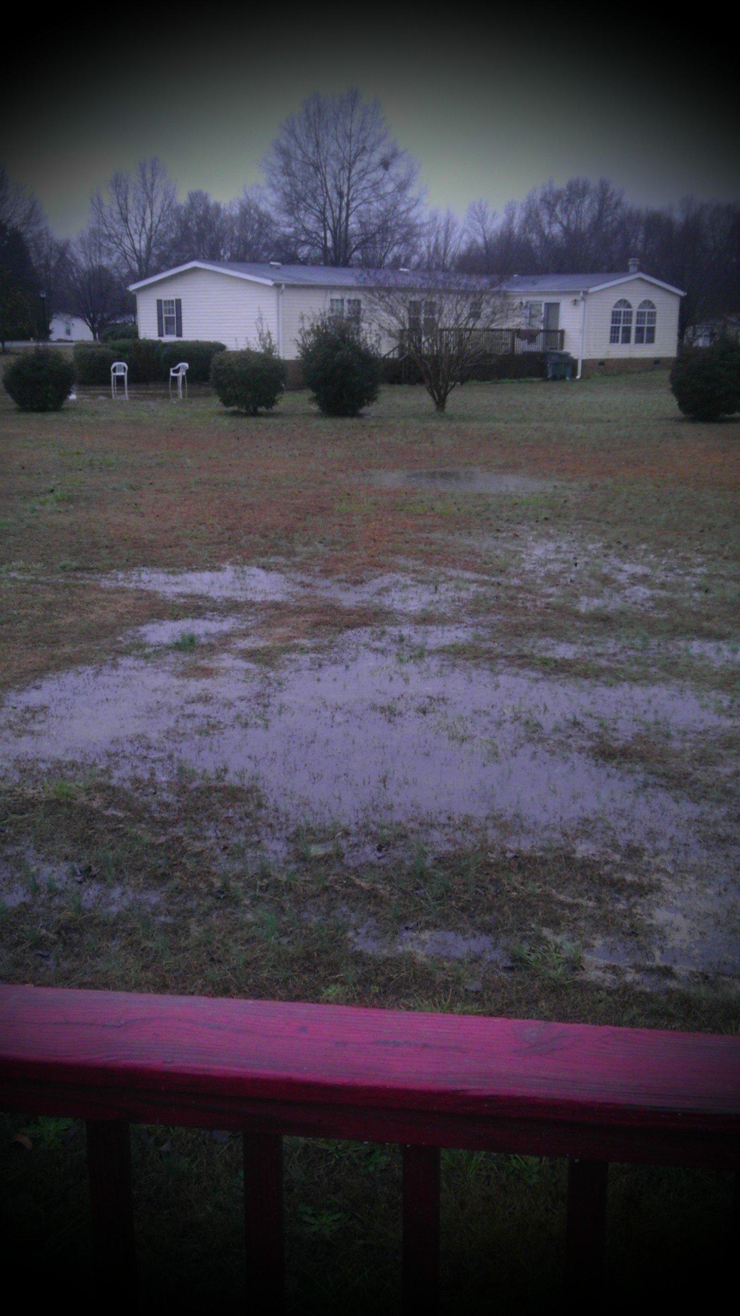 Piedmont Flooding from Osman Perkins