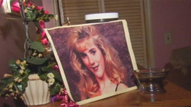 A photo of Heather Sellars displayed in her aunt Lelia Sellars' home. (Jan. 22, 2013/FOX Carolina)