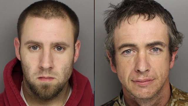 Wesley Berryman (left) and Jonathan Capps (Greenville Co. Sheriff's Office)