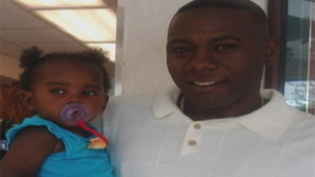 A photo of Terry Achane and his daughter Teleah. (Courtesy Achane/FacebooK)