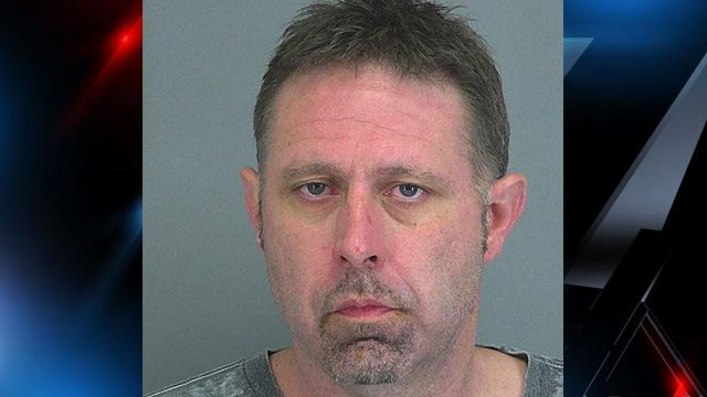 Fred Peace (Spartanburg Co. Detention Center)