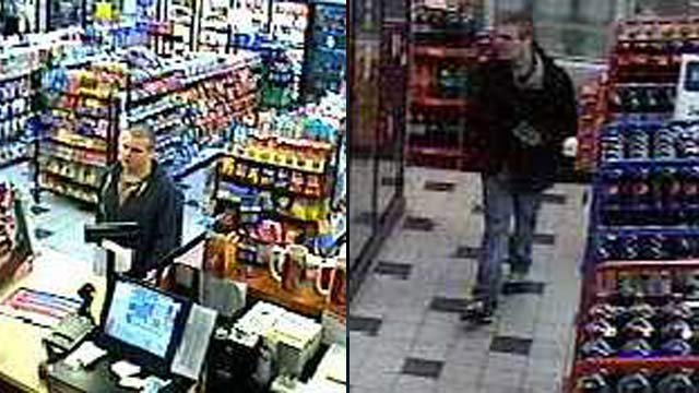 Deputies say this is the man who used the stolen debit card. (Anderson Co. Sheriff's Office)