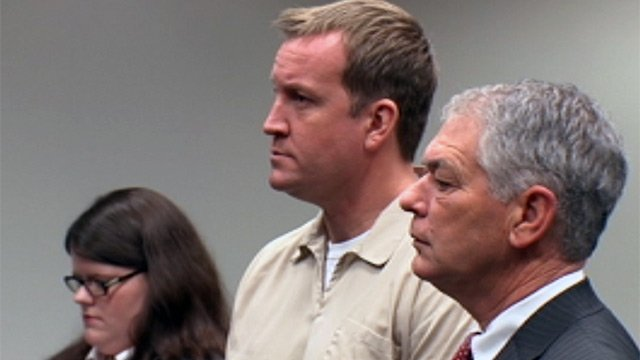 John Ludwig appears in court. (Feb. 11, 2013/FOX Carolina)