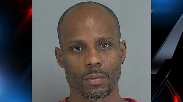 Earl Simmons, better known as rapper DMX. (Spartanburg Co. Detention Center)