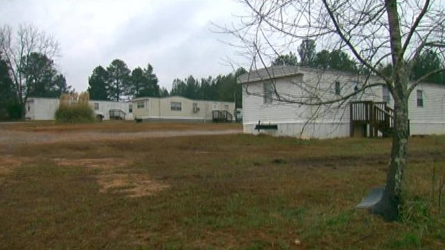 The homes Anthony Williams is accused of fraudulently renting. (Feb. 7, 2013/FOX Carolina)