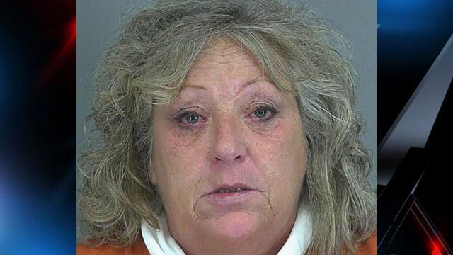 Lesa Nix (Spartanburg Co. Detention Center)