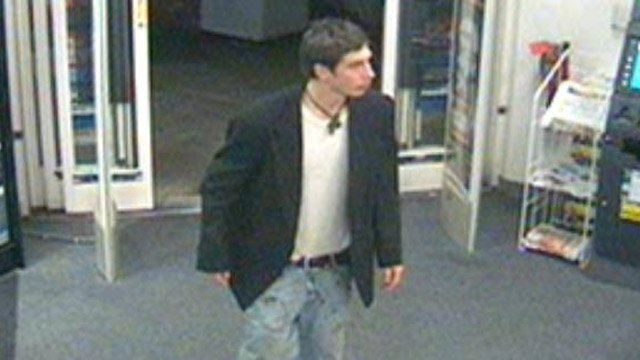 Police say this man exposed himself inside an Asheville CVS. (Jan. 15, 2013/Asheville Police Dept.)
