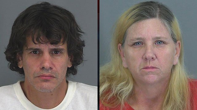 Edward and Laura Pereira (Spartanburg Co. Detention Center)
