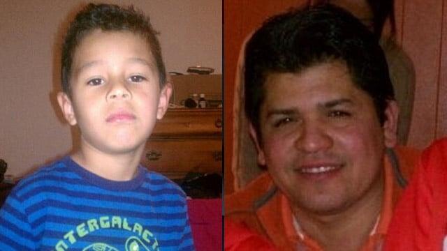 Christopher Rojas (left) and Santos Reynaldo. (NC Dept. of Public Safety)