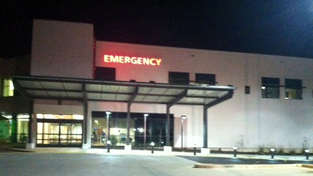 The new Laurens County Health Care System emergency facility in Clinton. (Mar. 14, 2013/FOX Carolina)