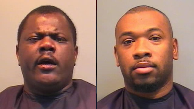 Donathan Brannon (left) and Steven Smith. (Union Co. Sheriff's Office)