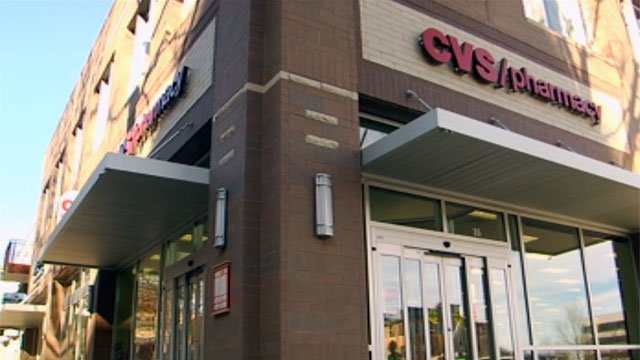 CVS has many pharmacies across the Upstate, including this one on N. Main Street in downtown Greenville. (File/FOX Carolina)