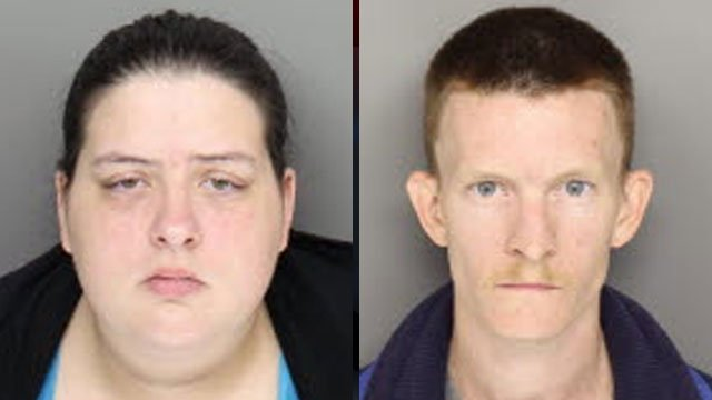 Margie and Christopher Shaver (Greenville Co. Detention Center)