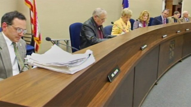 The School District of Pickens County school board approved non-sectarian prayer at their meetings. (Mar. 25, 2013/FOX Carolina)
