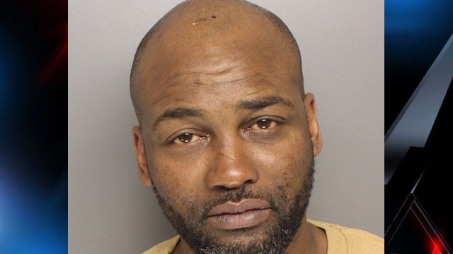 Frederick Baker (Source: Greenville Police Dept.)