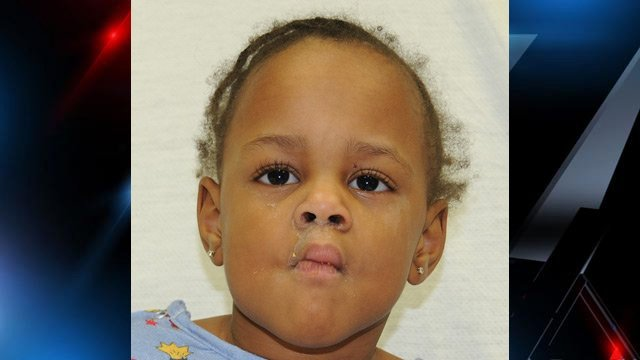 Deputies hope someone can identify this girl. (Source: Anderson Co. Sheriff's Office)