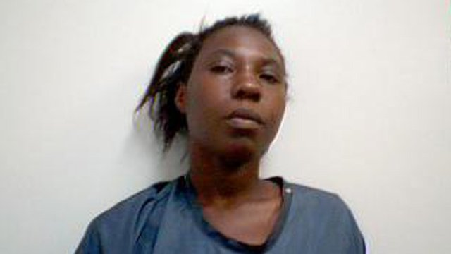 Nakesha Holden (Source: Clemson City Police Dept.)
