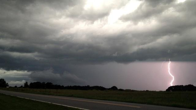 Severe storms moved through the Upstate. (File/FOX Carolina iWitness T. Dickson)