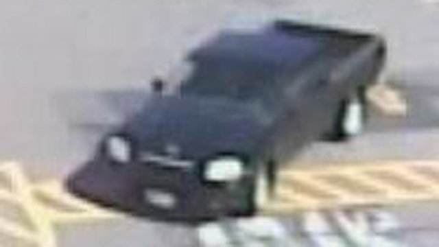 Deputies say this is the unidentified man's car. (Source: Spartanburg Co. Sheriff's Office)