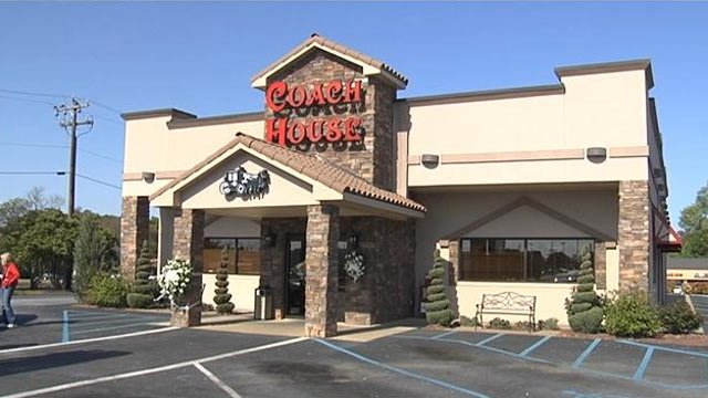 Mastrokolias was also the co-owner of The Coach House Restaurant in Simpsonville. (Apr. 23, 2013/FOX Carolina)
