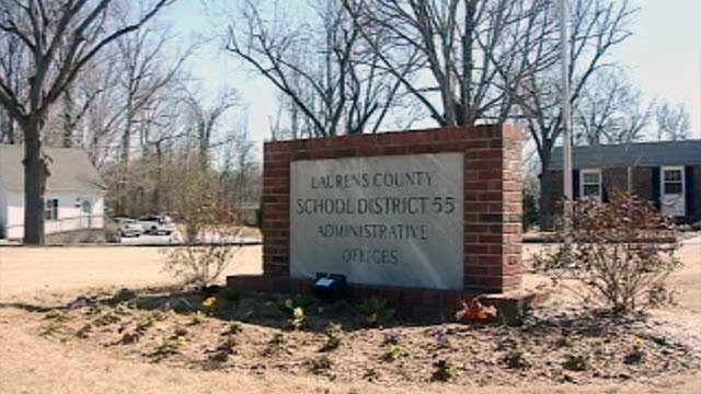 Laurens Co. School District 55 and Laurens Co. Sheriff's Office officials are working together on the substation plan. (File/FOX Carolina)