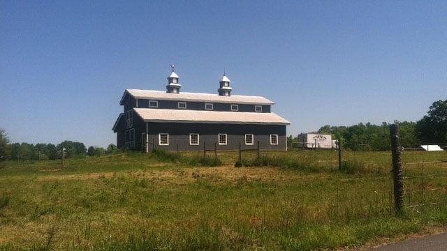 The belongs of Ronnie Wilson's Woodruff farm will be sold on Saturday. (Apr. 26, 2013/FOX Carolina)