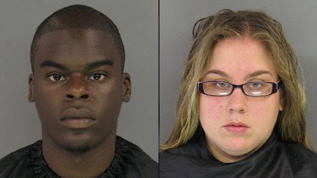 Ezra Pressley (left) and Melanie Vasquez. (Source: Anderson Co. Sheriff's Office)