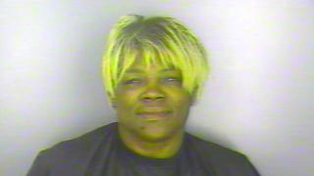 Delores Moseley (Source: Greenwood Police Dept.)
