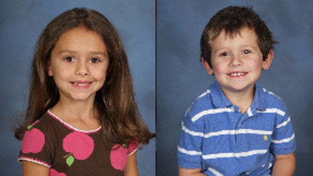 Carly and Sawyer Simpson. (Source: School District of Pickens County)