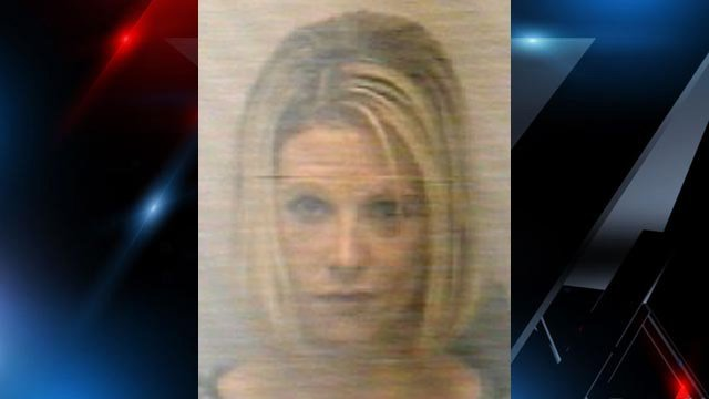 Tiffini Hovis (Source: Cleveland Co. Sheriff's Office)