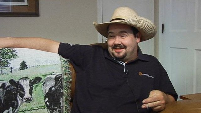 Phillip Honea talks about his experience on 'Redneck Island.' (May 22, 2013/FOX Carolina)