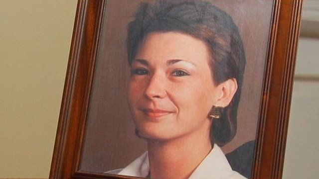 A photo of Sheila Carver. at her parents' home. (File/FOX Carolina)