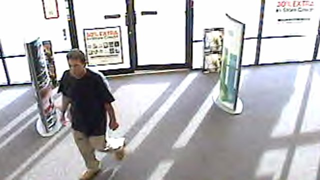 Greer police say this man robbed the Game Stop on Thursday. (Source: Greer Police Dept.)