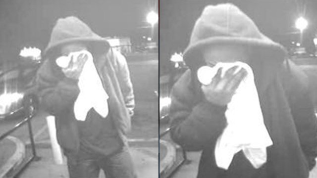 Deputies say this man wanted for questioning in connection with the robbery. (Source: Henderson County Sheriff's Office)