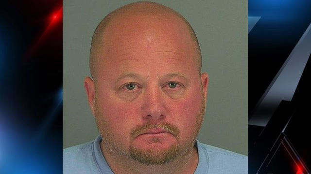 Jay Russell (Source: Spartanburg Co. Detention Center)