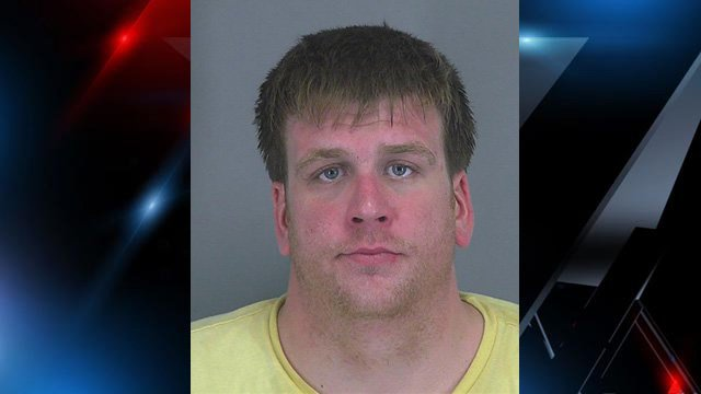 Kyle Ledford (Source: Spartanburg Co. Detention Center)