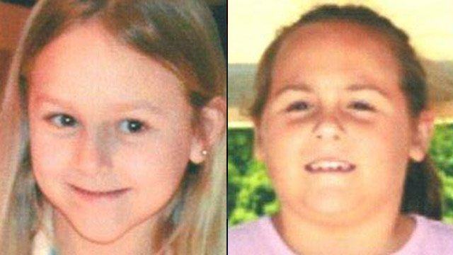 Hannah Shaw and Hailey Shaw (Source: National Center for Missing and Exploited Children/Hendersonville Police)
